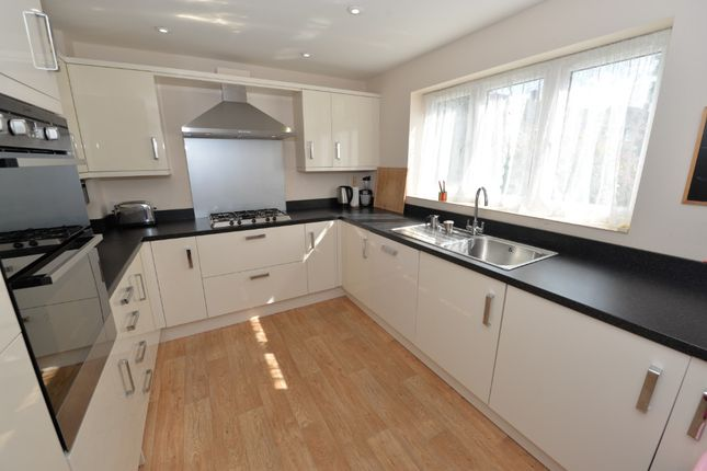 Detached house for sale in Tytherley Road, Southampton
