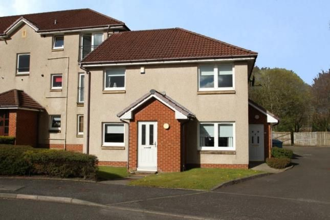 Thumbnail Flat for sale in Halidon Avenue, Cumbernauld, Glasgow, North Lanarkshire