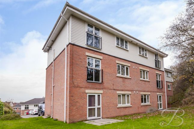 2 bed flat to rent in Old Bakery Way, Mansfield NG18