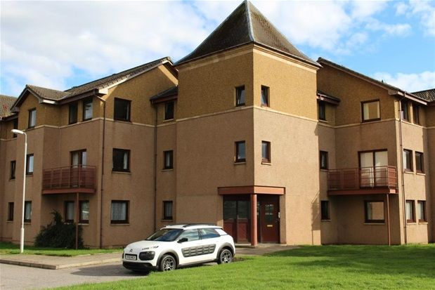 Thumbnail Flat for sale in Blaven Court, Forres