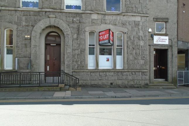 Thumbnail Retail premises to let in 30 The Square, Cumnock
