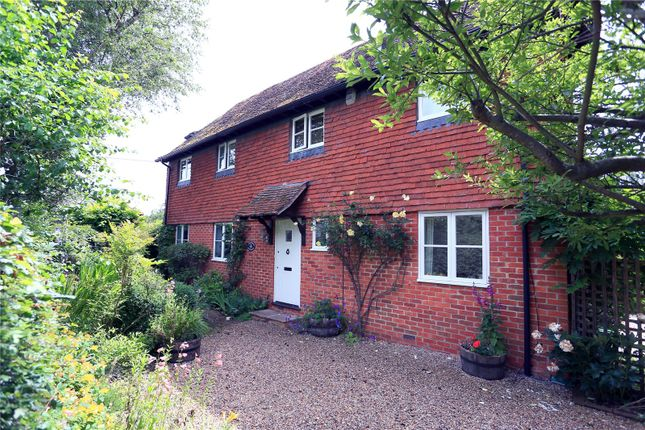 Thumbnail Semi-detached house for sale in Townsend Cottage, Dippenhall Street, Crondall, Farnham