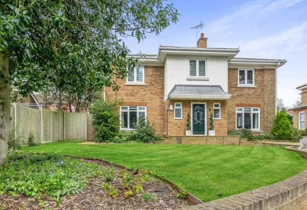 Thumbnail Detached house for sale in Providence Park, Penenden Heath, Maidstone, Kent