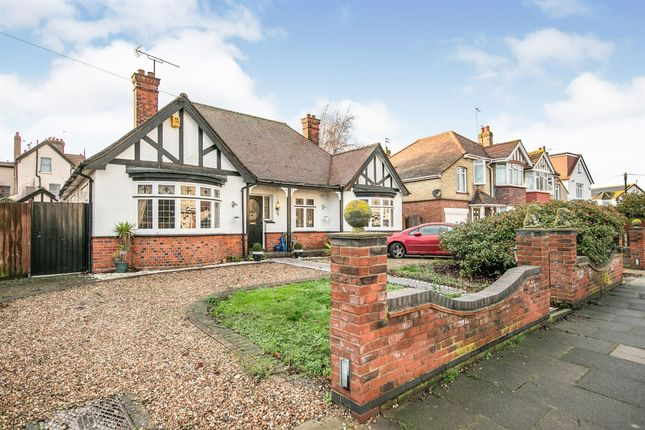 Thumbnail Detached bungalow for sale in Thoroughgood Road, Clacton-On-Sea