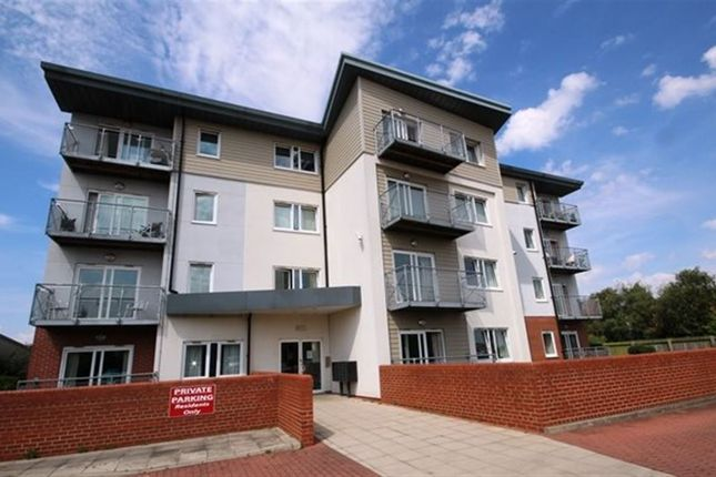 Thumbnail Flat to rent in Canal Road, Selby