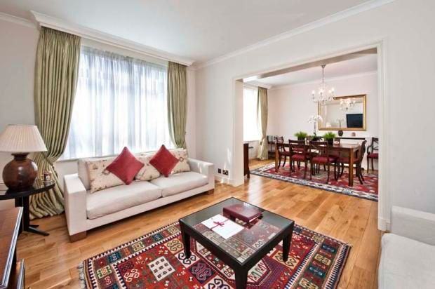 Thumbnail Flat to rent in Hyde Park Residence, Park Lane, Mayfair