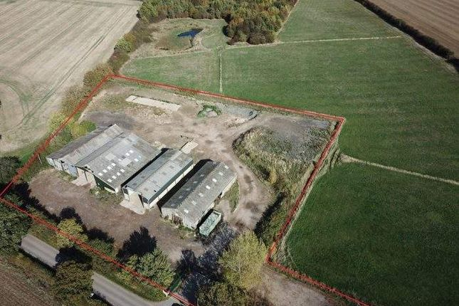 Thumbnail Light industrial for sale in Commercial Land, Stapleford Road, Stapleford Road, Oakham