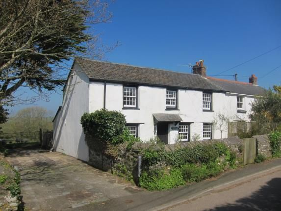 Thumbnail Semi-detached house for sale in Truro, Cornwall