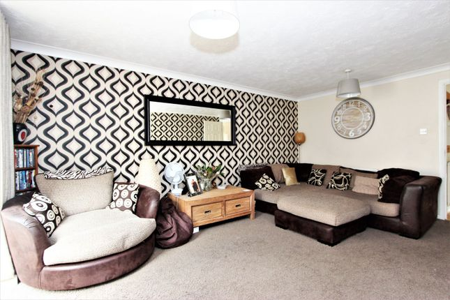 Thumbnail Detached house for sale in Chartwell Close, Seaford