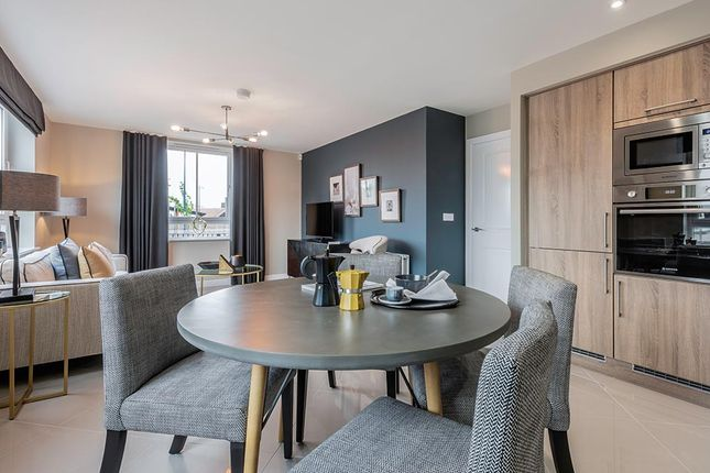 "2 bedroom flat for sale in ""The Lawrie B Grd Floor"" at Inchgarvie Loan, Glasgow"