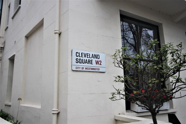 Street of Cleveland Square, London W2
