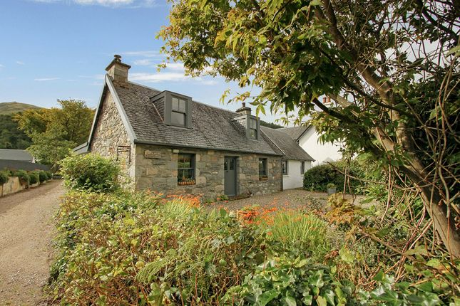 Thumbnail Detached house for sale in Glencoe Village, Glencoe, Argyll, Highland