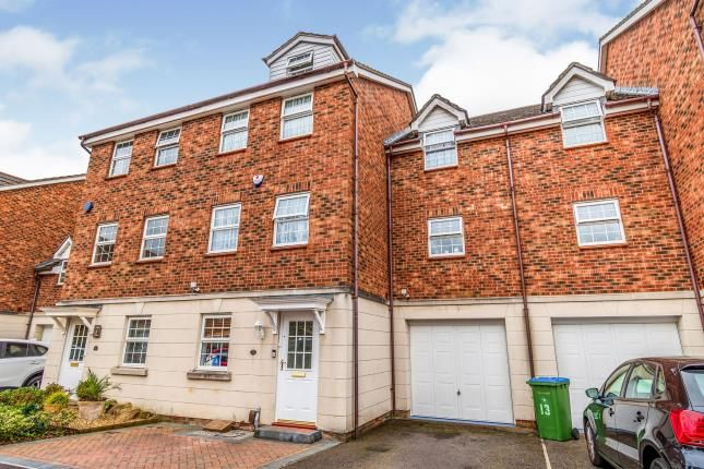 Thumbnail Terraced house for sale in Regents Park, Southampton, Hampshire