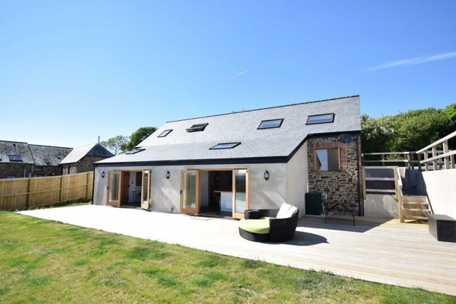 Thumbnail Property for sale in Stratton, Cornwall