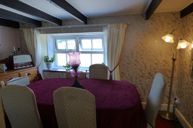 Dining Room of Millbrook, Llanboidy, Whitland SA34