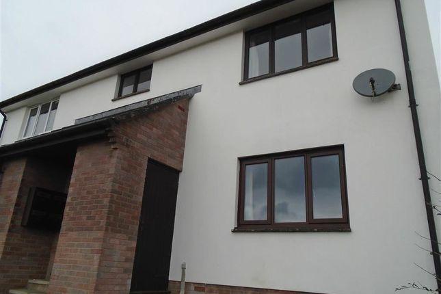Thumbnail Flat to rent in Holwill Drive, Torrington, Devon