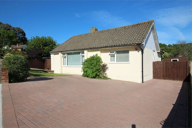 Thumbnail Detached bungalow for sale in Ashford Way, Hastings, East Sussex