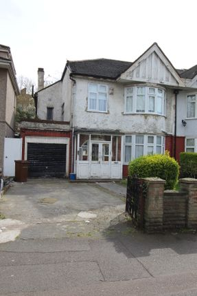 Thumbnail Semi-detached house for sale in Fountayne Road, London