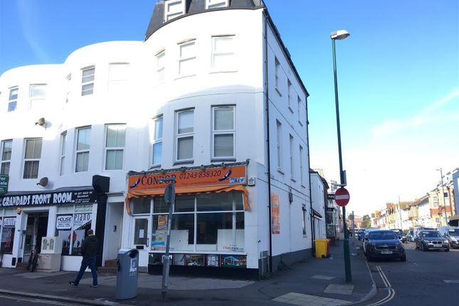 Thumbnail Retail premises to let in High Street, Bognor Regis