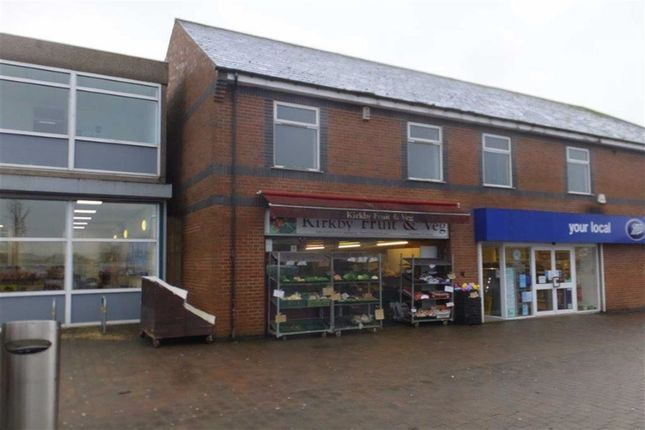Thumbnail Retail premises to let in Ashfield Precinct, Kirkby In Ashfield, Notts