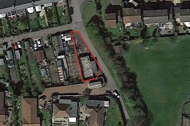 Thumbnail Land for sale in Former Bus Garage, Old Ferneybeds Road, Widdrington Station