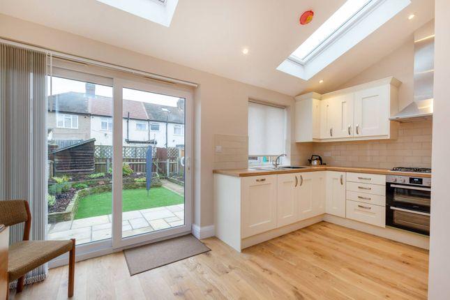 Thumbnail Terraced house to rent in Kynaston Crescent, Thornton Heath