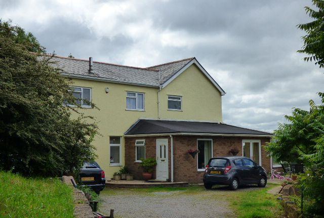 Thumbnail Detached house for sale in Heol-Y-Cyw, Heol-Y-Cyw, Bridgend