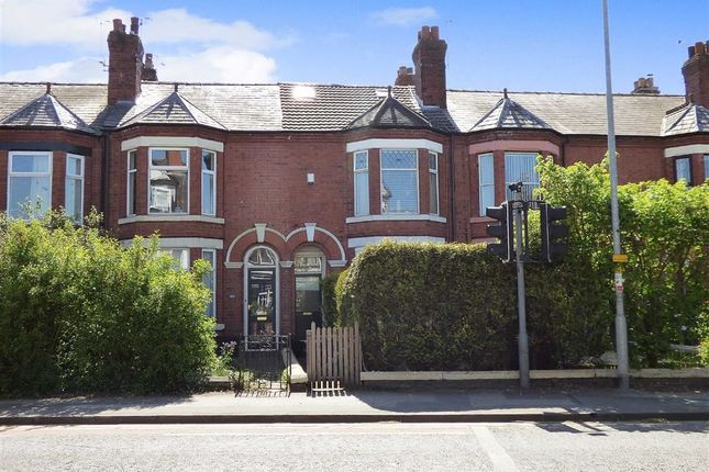 Thumbnail Terraced house for sale in Nantwich Road, Crewe