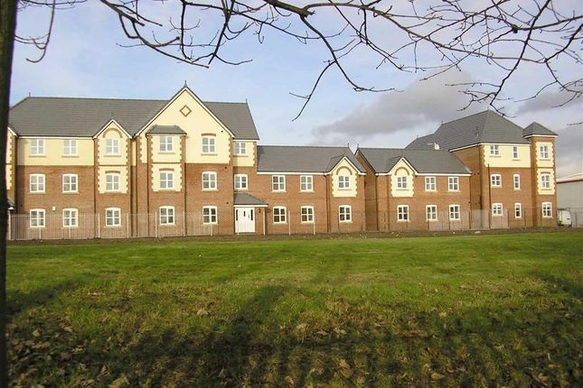 Thumbnail Flat to rent in Scholars Way, Bury, Greater Manchester