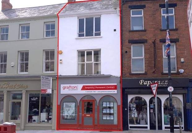Thumbnail Retail premises for sale in Bridge Street, Lisburn, County Down