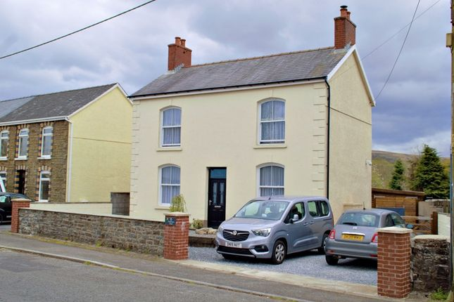 Thumbnail Detached house for sale in Tabernacle Road, Glanamman, Ammanford, Carmarthenshire.