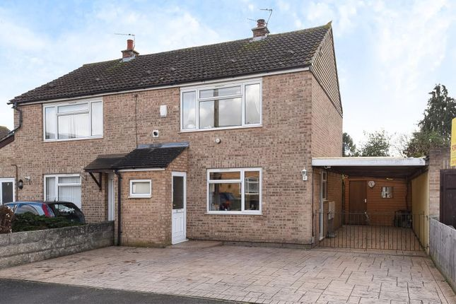 Thumbnail Semi-detached house for sale in North Abingdon, Oxfordshire OX14,