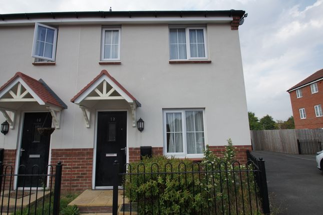 Thumbnail Semi-detached house to rent in Dixon Street, Manchester