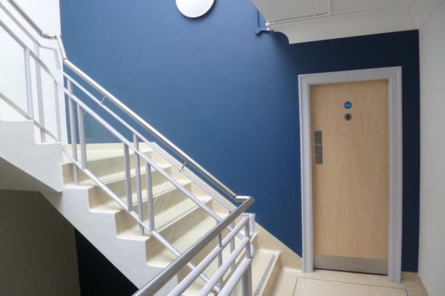Stairwell of Suite F, Third Floor, 19 Upper King Street, Norwich NR3