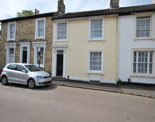 Thumbnail Terraced house to rent in Church Road, Linslade, Leighton Buzzard