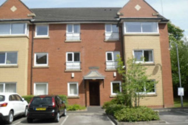 Thumbnail Flat to rent in Sheringham Road, Manchester