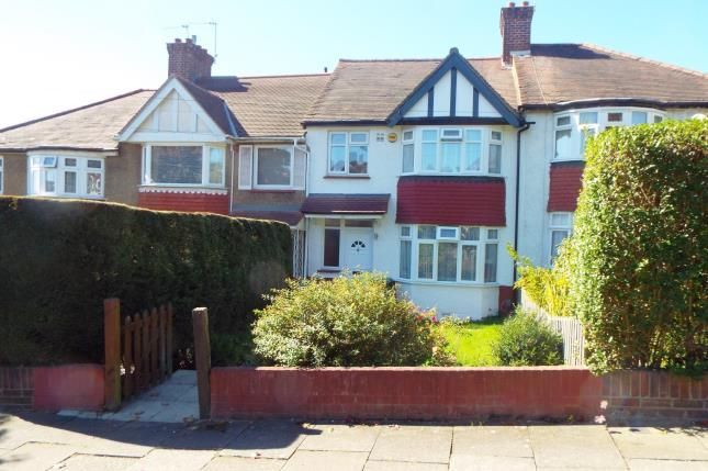 Thumbnail Terraced house for sale in Linden Way, Southgate, London