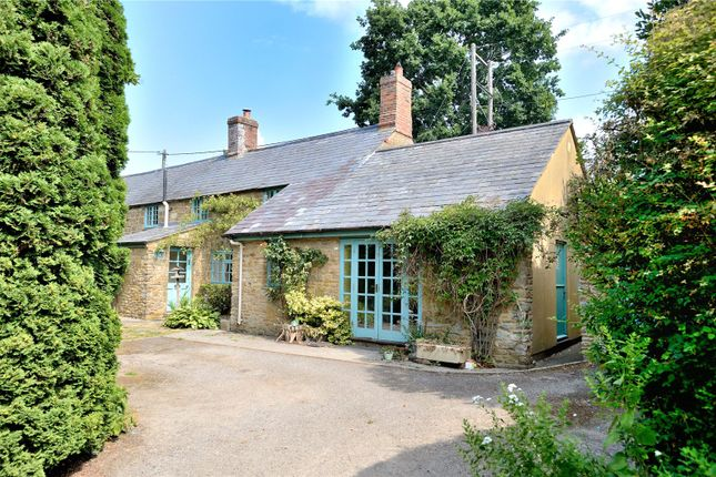 Thumbnail Semi-detached house to rent in Sandford Orcas, Sherborne, Dorset
