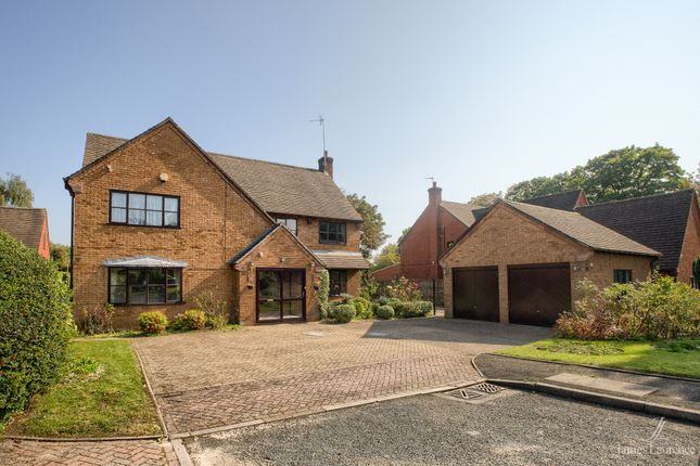 Thumbnail Detached house for sale in Broomhurst, Edgbaston, Birmingham