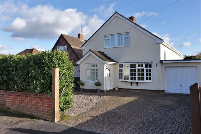 Thumbnail Detached house for sale in Butts Ash Avenue, Hythe, Southampton