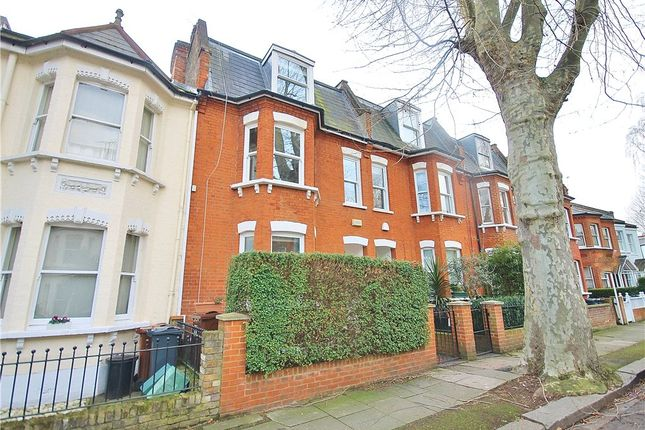 Thumbnail Terraced house to rent in Silver Crescent, Chiswick, London