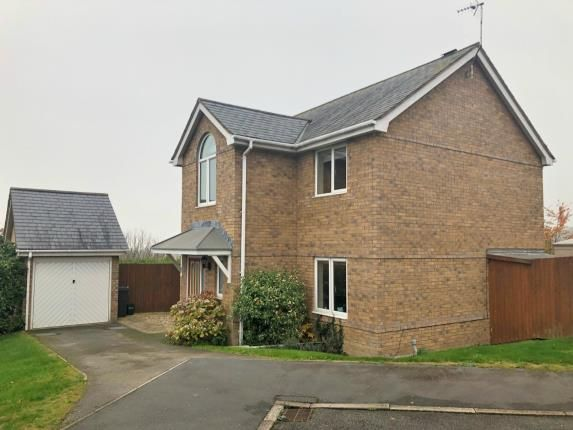 Thumbnail Detached house for sale in Yr Aber, Holywell, Flintshire, North Wales