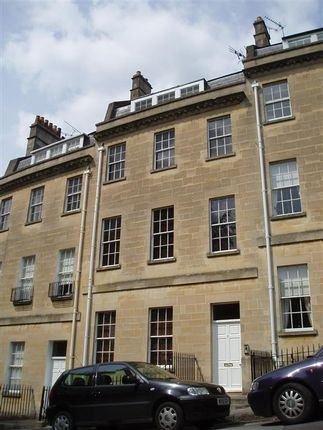 Thumbnail Property to rent in Lansdown Place West, Bath