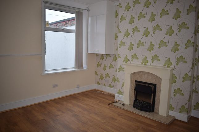Thumbnail Terraced house to rent in Russell Terrace, Padiham, Lancs