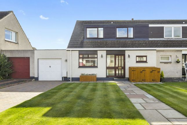 Thumbnail Semi-detached house for sale in 27 Brunt Court, Dunbar