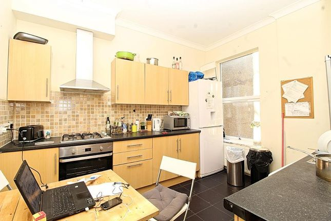 Thumbnail Terraced house to rent in Folkestone Road, London