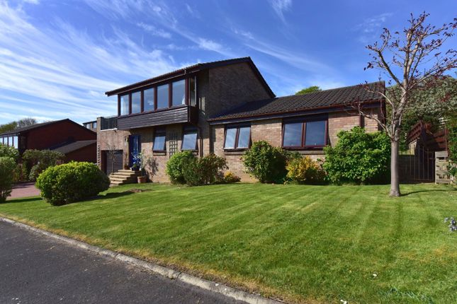 Thumbnail Detached house for sale in Charles Way, Limekilns, Dunfermline