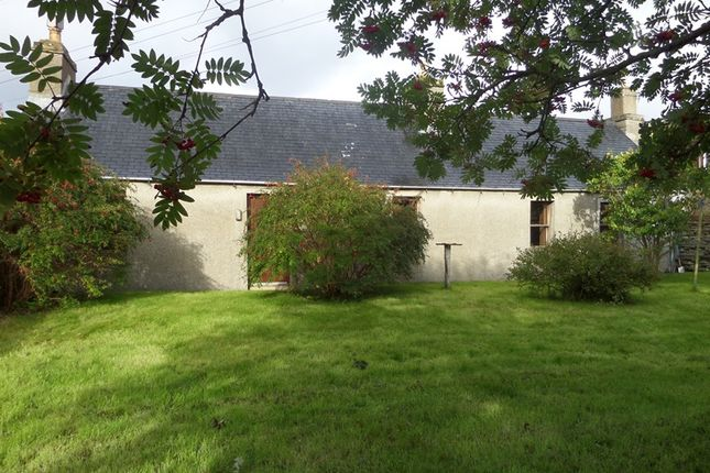 Thumbnail Cottage for sale in Gerry Square, Thurso