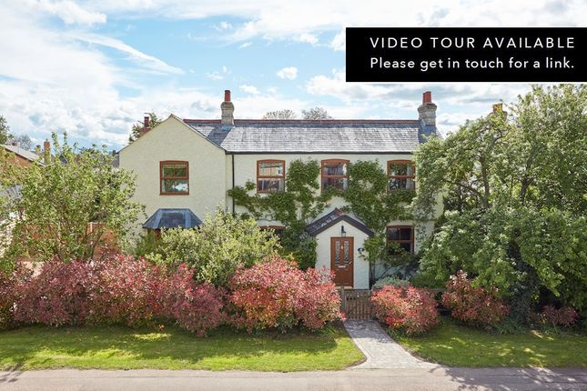 Thumbnail Detached house for sale in London Road, Harston, Cambridge