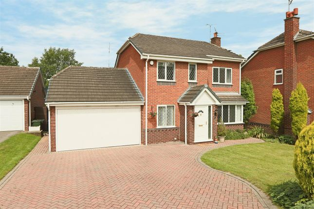 Thumbnail Detached house for sale in Pavilion Road, Bestwood Lodge, Nottingham